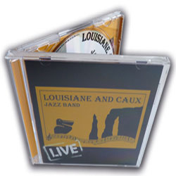 CD Louisiane And Caux Jazz Band
