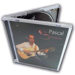 premier album cd de pascal Berlivet