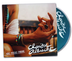 pressage cd single Clarisse Albrecht