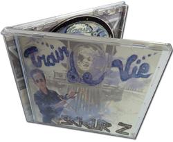 nouveau CD train de vie