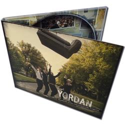 Nouvel EP  CD 5 titres pour Yordan