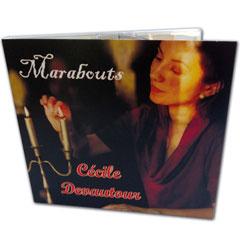 cd Cécile Devautour - Marabouts