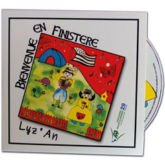 cd single 2 titres Lyz'an