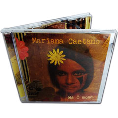 Nouveau CD album Mariana Caetano