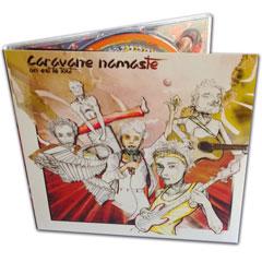 Premier album du groupe Caravane Namaste