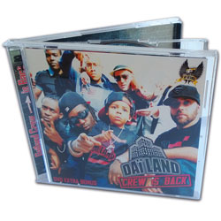 Dailand crew nouvel album CD