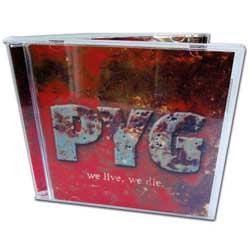 Un nouvel album CD pour le groupe PYG