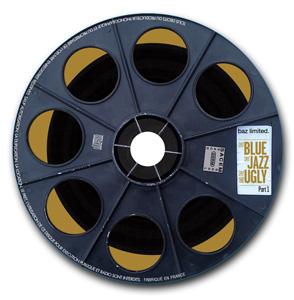 Pressage CD - album Baz Limited