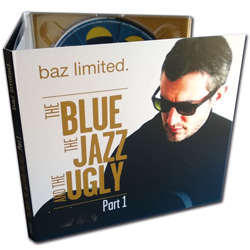 Du jazz et du blues - nouvel album Baz Limited part 1