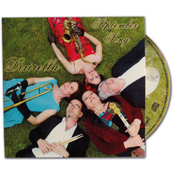 Premier CD du groupe Dixirella