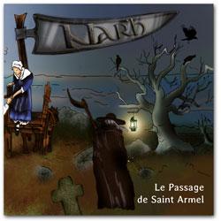 Narh, Le passage de saint Armel - nouve album