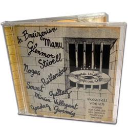 CD Remasterisé à partir du vinyle de 1976 - Pladenn Skoazell Vreizh