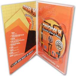 digipack carton format dvd 4 pages
